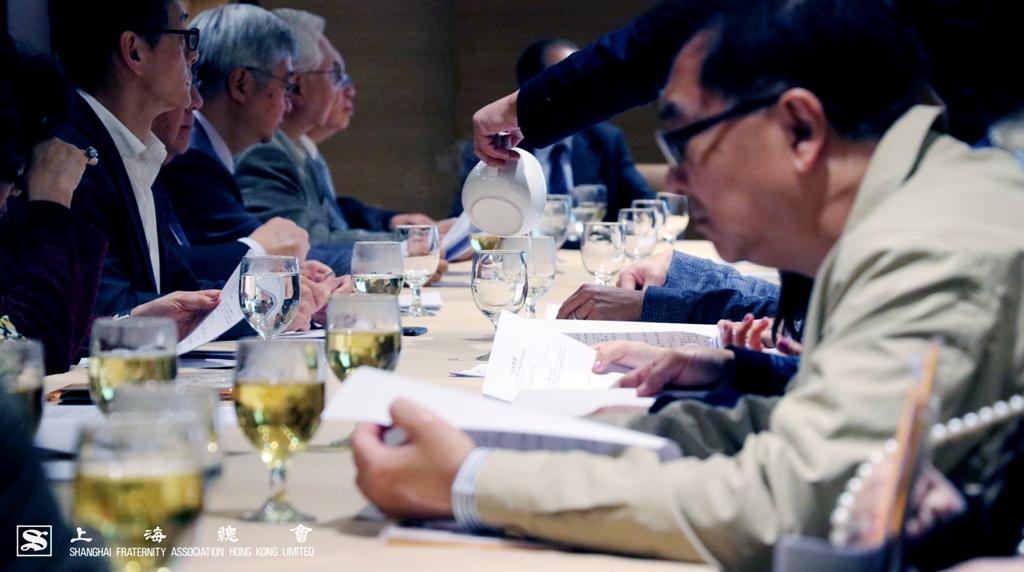 理監事會成員及各專職部委出席參與。