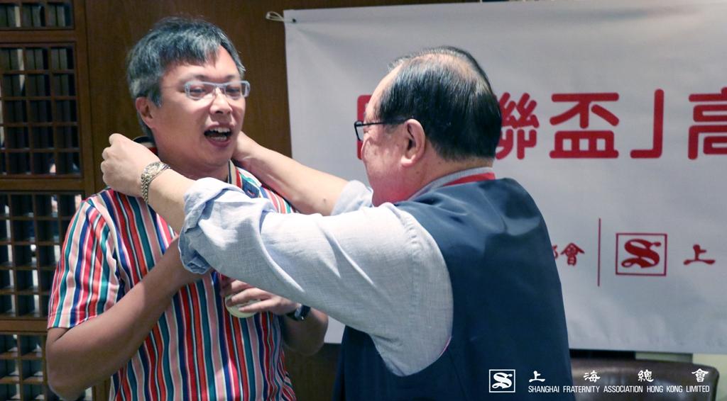 亞軍由蘇浙會聶健明先生奪得。