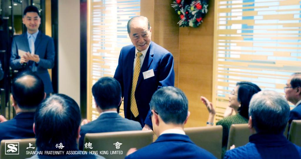鄒星培副理事長列席儀式。