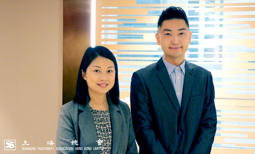 當日儀式司儀由上海總會幹事姚小姐及MARK Lam 擔任。