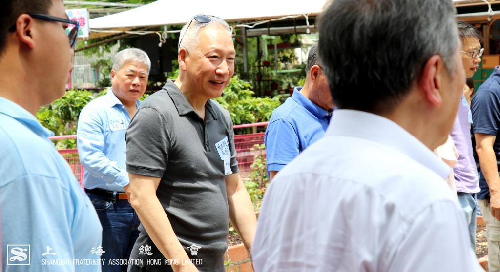 李德麟理事長亦參與儀式