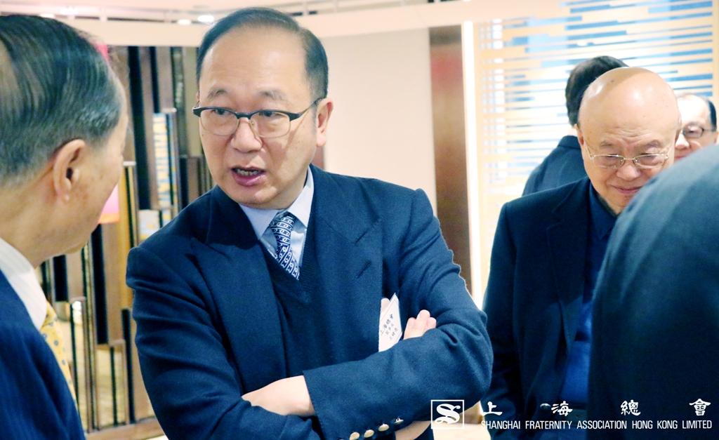 王監事長與各理事了解各院舍的運作。