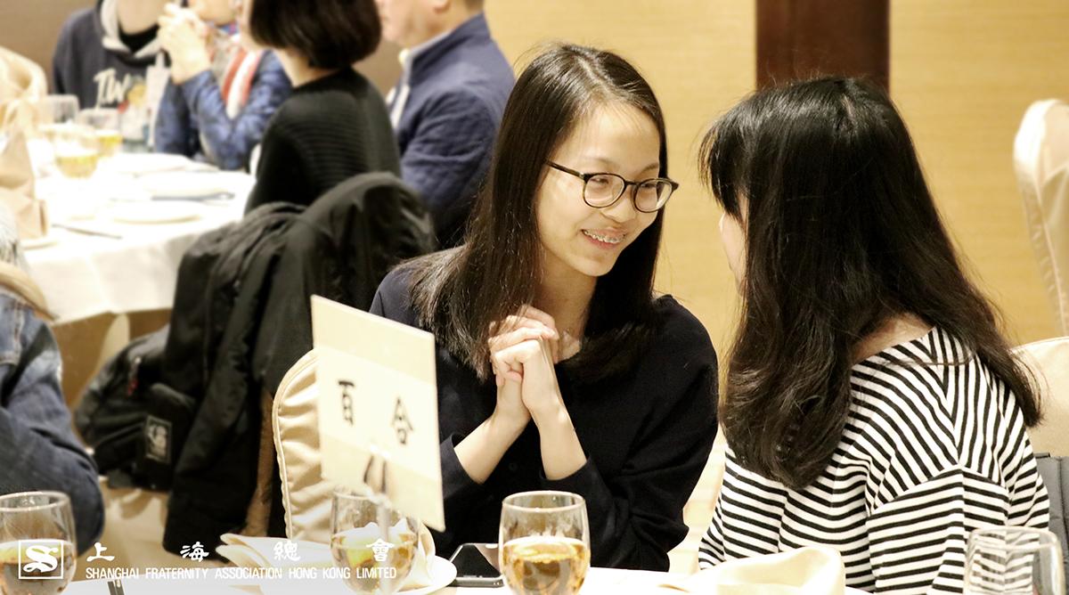 以後也要到上海總會去吧