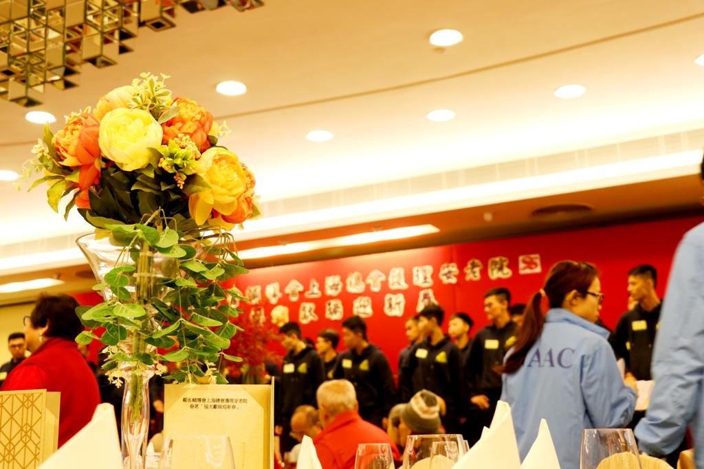 新春團拜於2018年3月10日假荃灣悅來酒店舉行