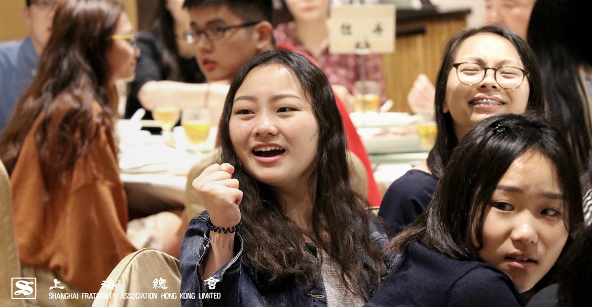 會拿到上海總會的禮物嗎?
