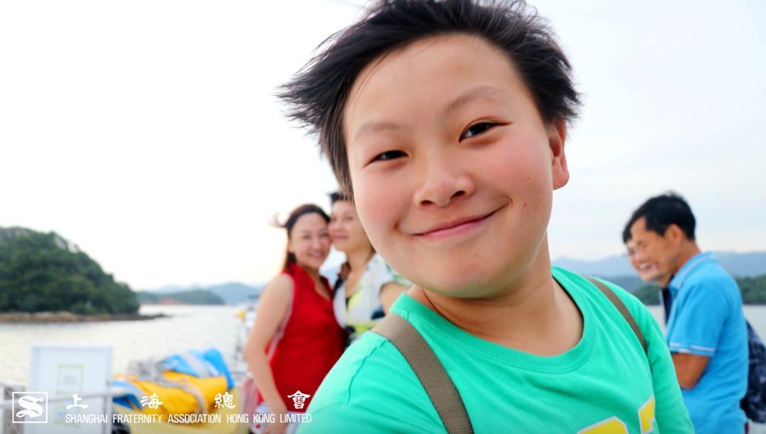 期待垂釣墨魚的上海總會小會員