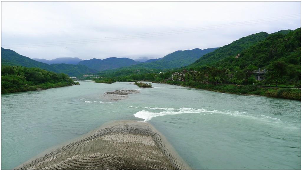 都江堰-大型水利工程