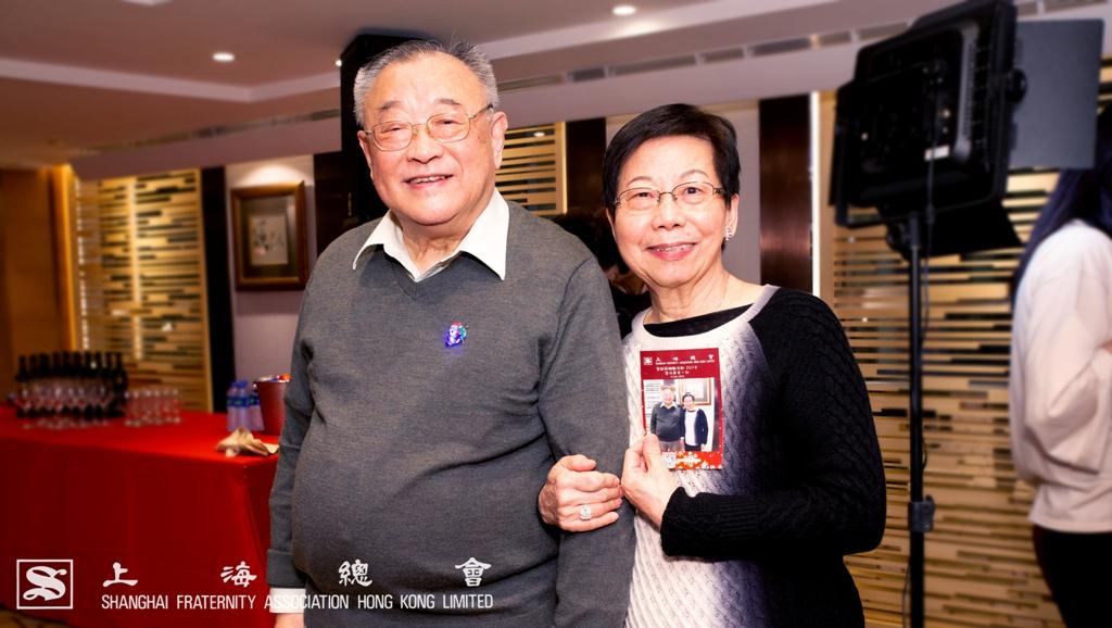 能夠與心愛的人一起共聚,此於最美。所以上海總會將這一年的主題定為「留住最美一刻」,看看會員的反應便能明白的。