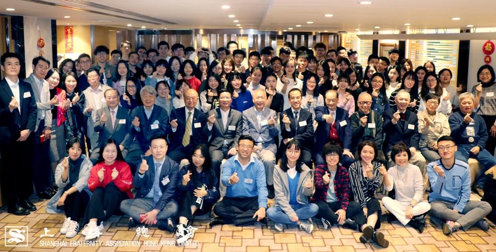 活動當日嘉賓、中文大學教職員、上海總會理監事以及內生本科生 (MUA) 同學均有出席,陣容鼎盛、氣氛高漲。