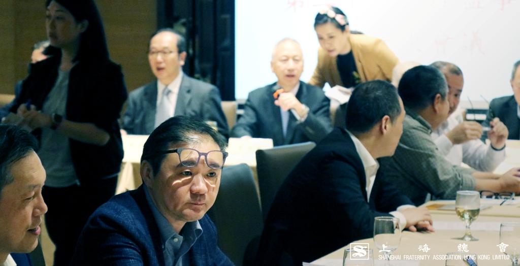 理監事會成員參與會議。