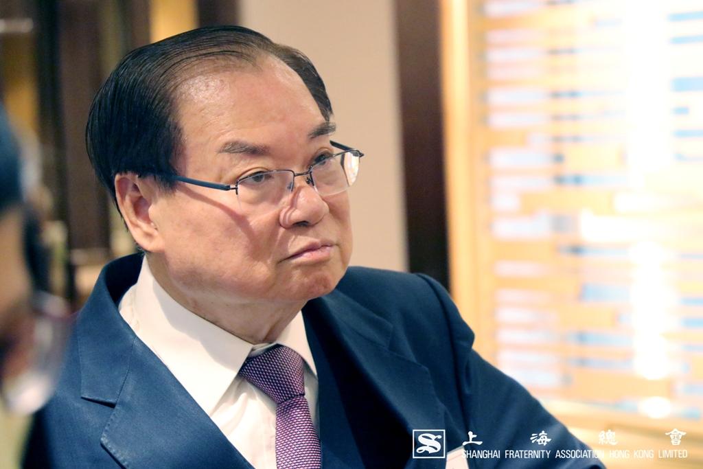 雷理事長將籌謀上海總會未來的捐助方針。