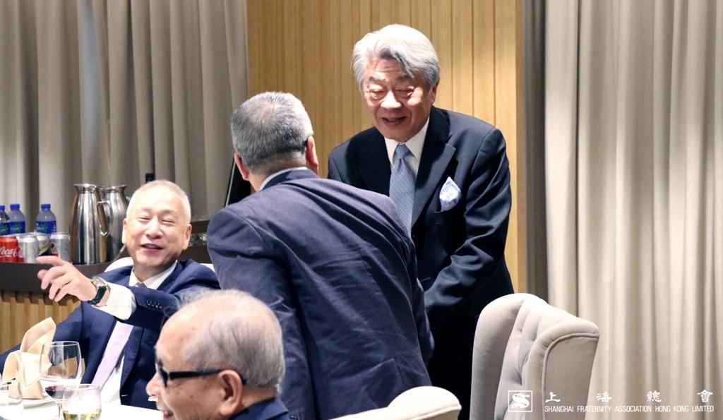 劉鐵成副理事長於重要時刻出現,叫大家十分期待。