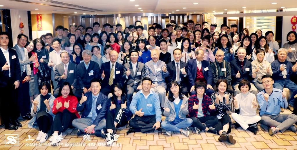 一年一度的 「家在香江」中文大學內地本科生新春聯歡午宴再一次在熱鬧的歡呼聲中完滿結束。