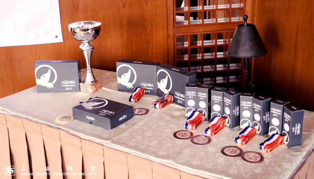 主辦單位上海會按照過往賽事經驗,設有最低凈桿獎、冠軍、亞軍、季軍、最近洞獎及最遠程獎。