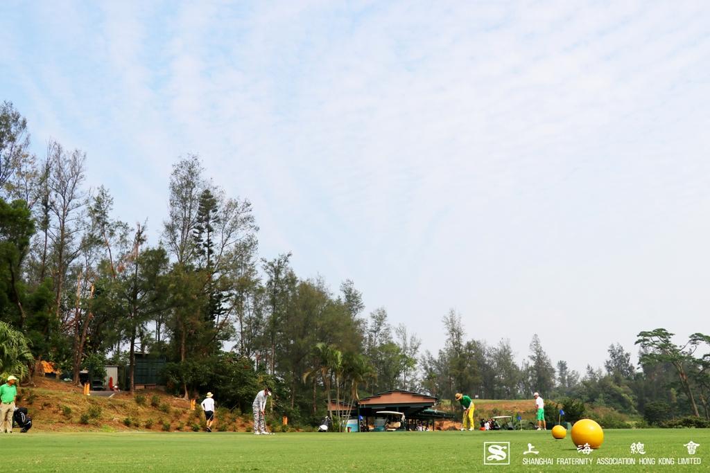 第五屆三聯杯高爾夫球比賽